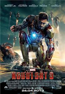 Người Sắt 3 - Iron Man 3 poster