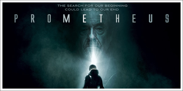 Ridley Scott:  The Prometheus score,  Jerry Goldsmith and Marc Streitenfeld