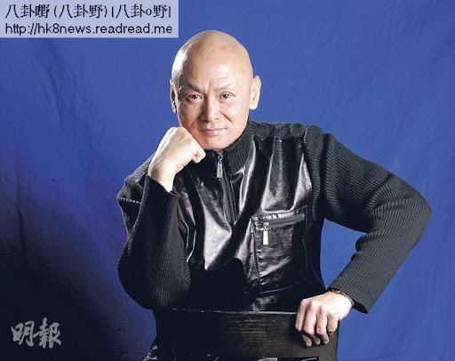 劉家輝的光頭成為標誌,打仔的硬淨形象深入民心,希望他再站起來。(資料圖片)