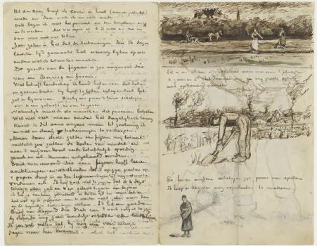Письма Ван Гога к брату