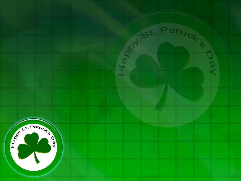 free powerpoint templates for st patrick's day | ppt bird – i saw, Powerpoint templates