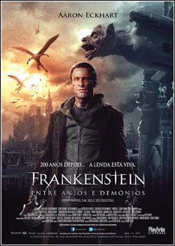 Frankenstein   Entre Anjos e Demônios   Dublado RMVB + BDRip AVI Dual Audio (2014)