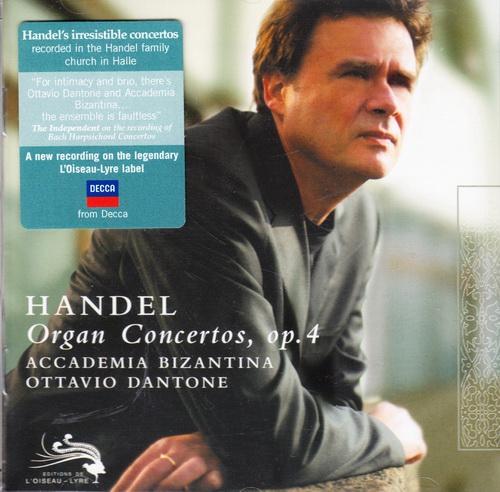 Karl Richter - Handel - 12 Organ Concertos (FLAC)
