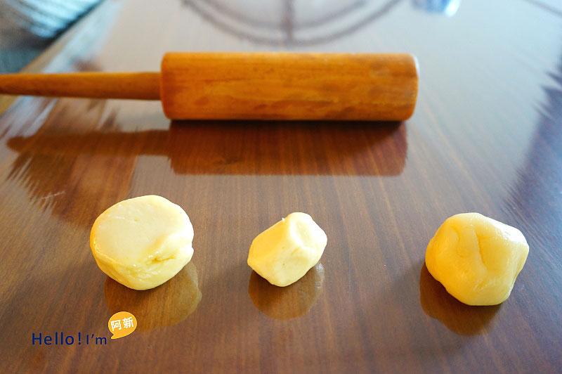陳允寶泉食品,太陽餅製作-6