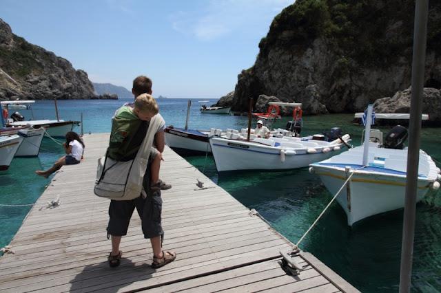 Leen op Korfoe