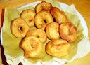 Пончики c творогом
