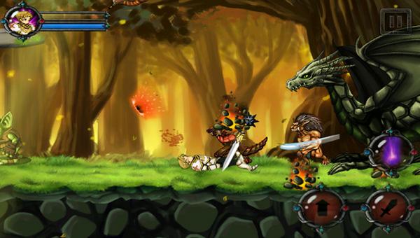 Demon Hunter của Divmob đã có mặt trên Google Play 6