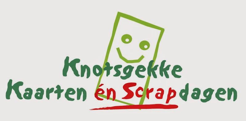 Knotsgekke Kaarten- en Scrapdagen