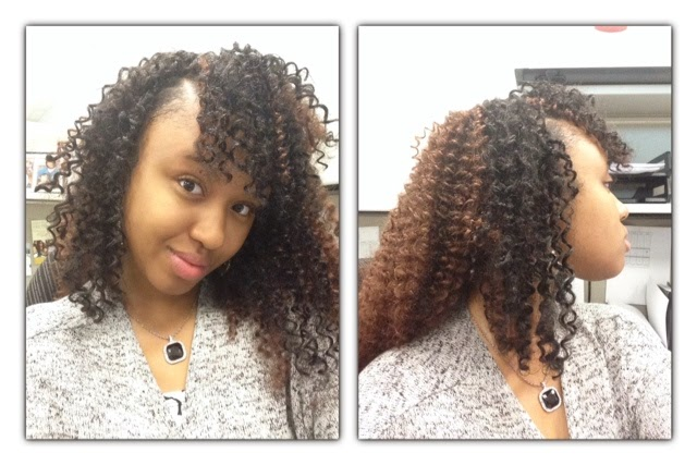 Crochet Braids And Edges : Desire My Natural!: Protective Style Series Vol 1.3 Freetress Water ...