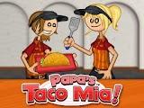 لعبة مطعم التاكو
