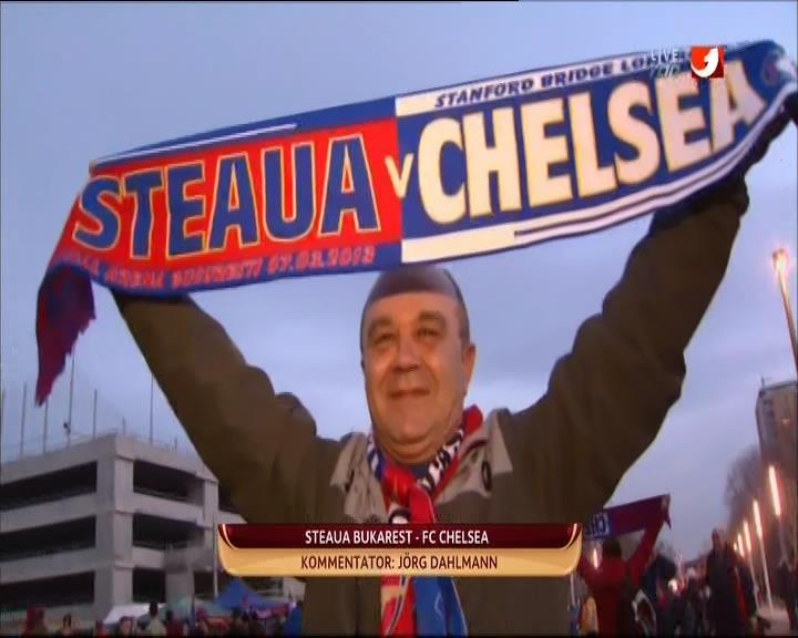 Steaua Bucuresti - Chelsea