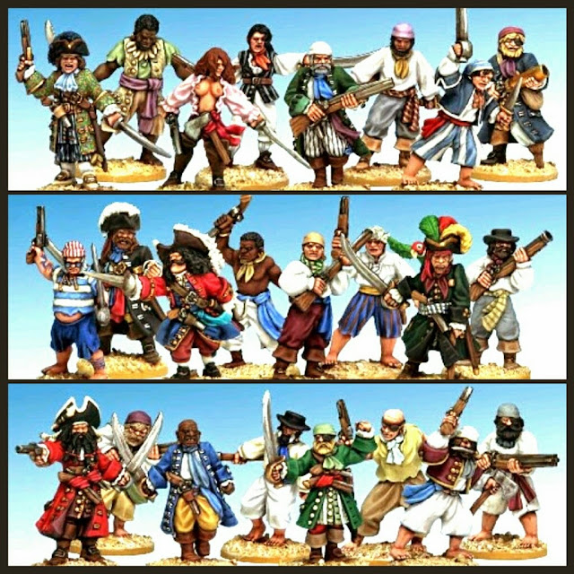 piratas de North Star Military Figures