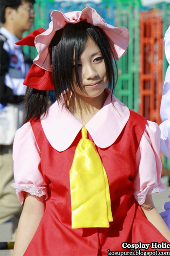 unknown cosplay 123 from japan comiket 79