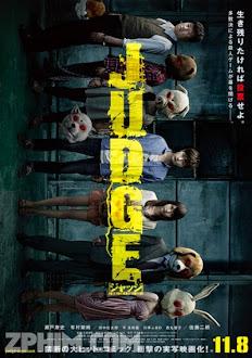 Thẩm Phán - Judge! (2014) Poster