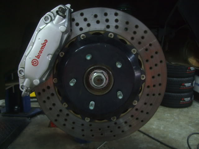 MX5 NC with Brembo F50 and Advan RS 18''