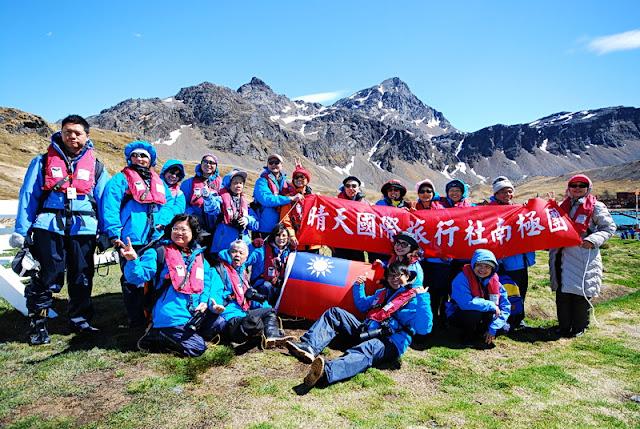 2011年南極半島探索之旅成功!