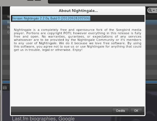 Nightingale 2.2.x - info