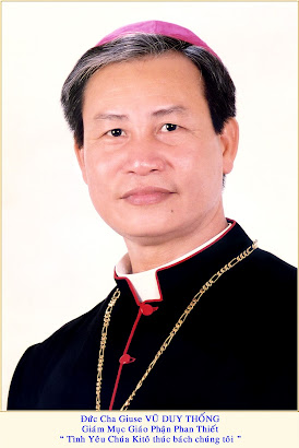 Image result for ĐỨC CHA GIUSE VŨ DUY THỐNG - Giám Mục Giáo phận Phan Thiết