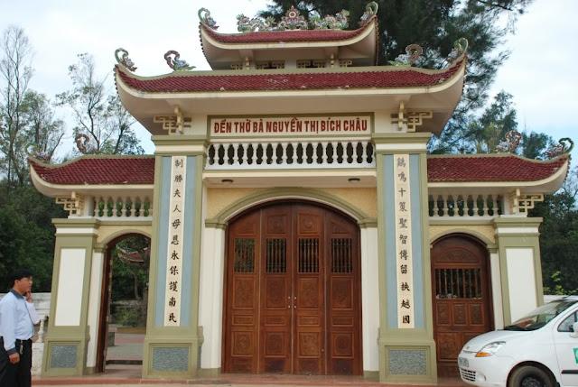 Đền thờ bà Nguyễn Thị Bích Châu