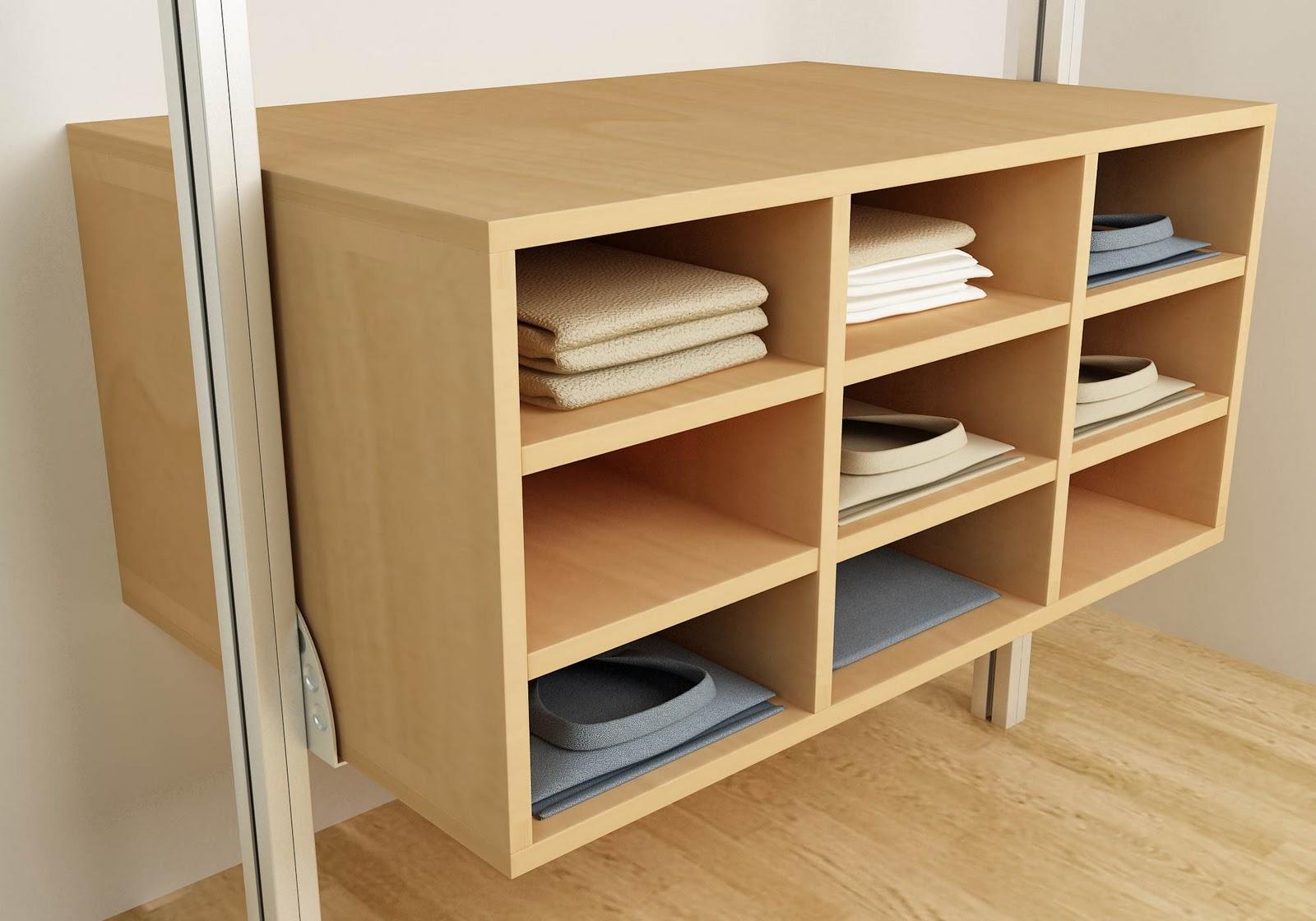 orbis home closets modulares accesorios camiseros y