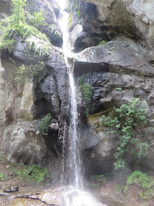 Waterval, Drakensberg - Zuid Afrika