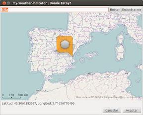 0152_my-weather-indicator | Donde Estoy?