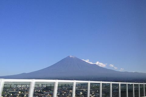 「ライオンズエクスプレス」から眺める富士山 その1