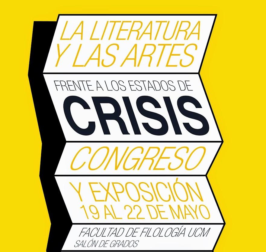 La literatura y las artes frente a los estados de crisis