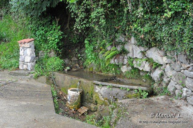 Paseo del Agua