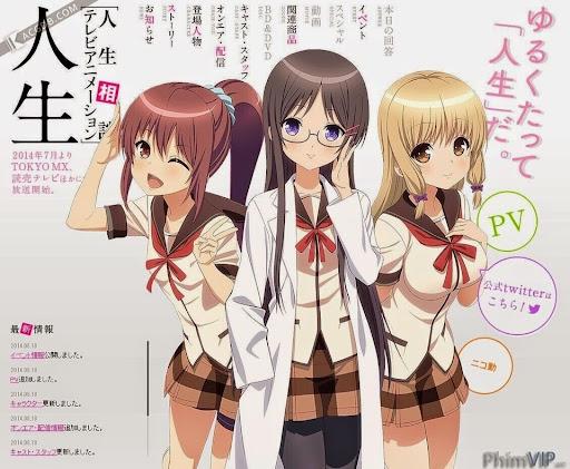 Trò Chuyện Với Em Nhé - Jinsei poster