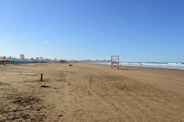 Punta Mogotes, Mar del Plata