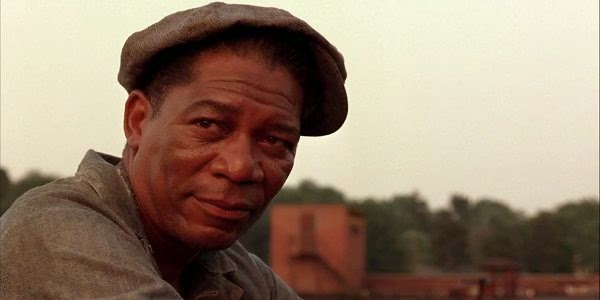 Screen Shot Of Hollywood Movie The Shawshank Redemption (1994) In Hindi English Full Movie Free Download And Watch Online at Alldownloads4u.Com