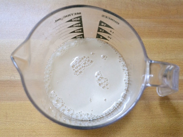 proof yeast