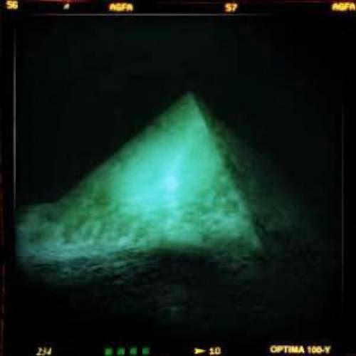 Pyramid Twice The Size Of Giza Found Below Bermuda Triangle