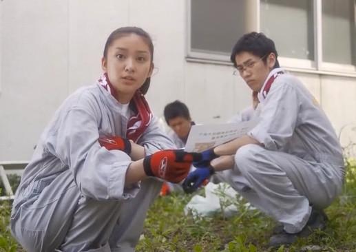 Takei Emi, Ishida Takuya, Nagayama Kento