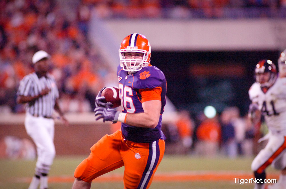 Clemson vs. Virginia Photos - 2009, Football, Michael Palmer, Virginia