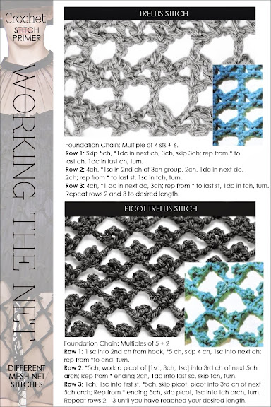 All stitch images and instructions New Stitch a Day