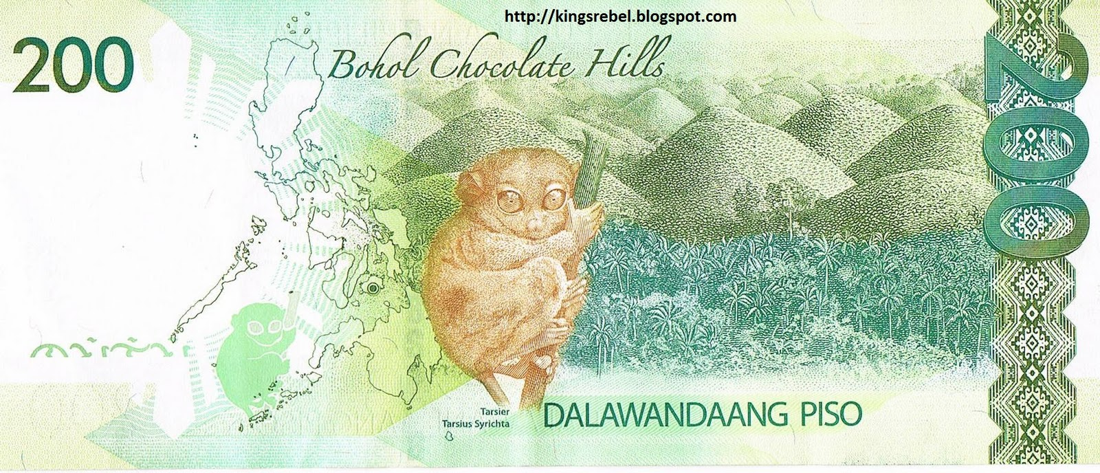 Tidbits and Bytes: The New 200-Philippine Peso Bill