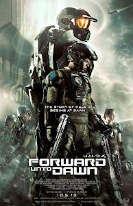 Halo 4: Tiến Đến Bình Minh - Halo 4: Forward Unto Dawn poster