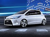 Motor Trend: Toyota Yaris HSD Concept photos 2011 car accident lawyer