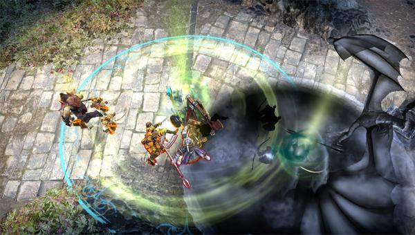 MOBA Guardians of Middle-Earth có mặt trên PC 2