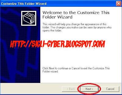 """Cara Membuat Background pada Flashdisk Dan Folder """"Lengkap Dengan Gambar"""""""