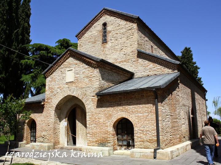 Grób św. Nino - Bodbe - Kachetia - Gruzja