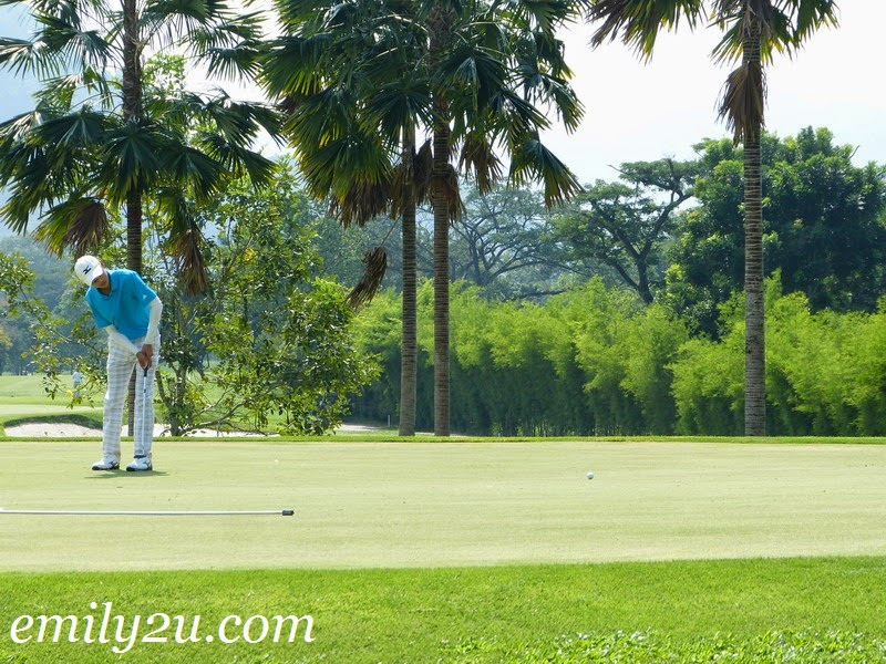 112th Malaysian Amateur Open Golf Championship