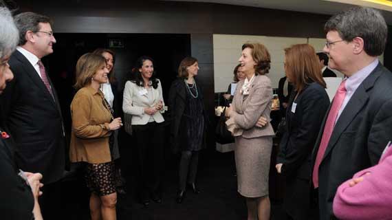 Presentado el informe sobre la mujer directiva en España
