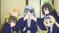Infinite Stratos harem