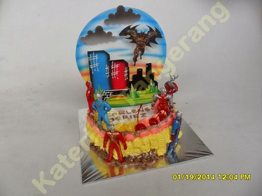 Kue Ulang Tahun Bojong Nangka, Tangerang
