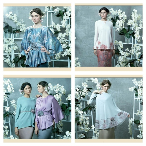 Sasha Bashir: Would you like a Baju raya from the exclusive Orked by