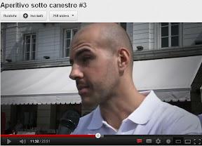 Trieste: terza puntata di Aperitivo sotto Canestro