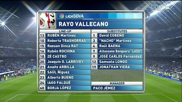 InfoDeportiva - REPETICION, REAL MADRID VS RAYO VALLECANO, DIFERIDO, ONLINE, REPLAY, VIDEOS